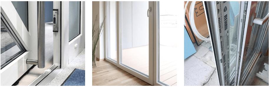 межкомнатные пластиковые двери-Запорожье