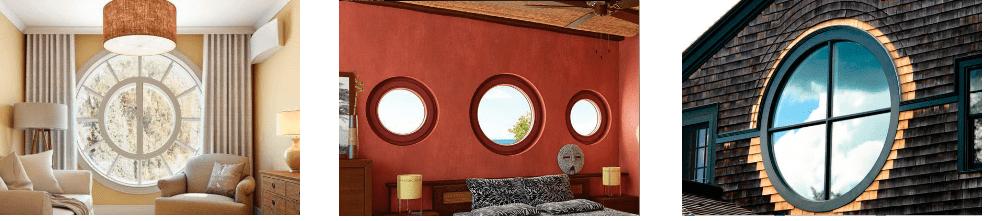 окна круглые 1